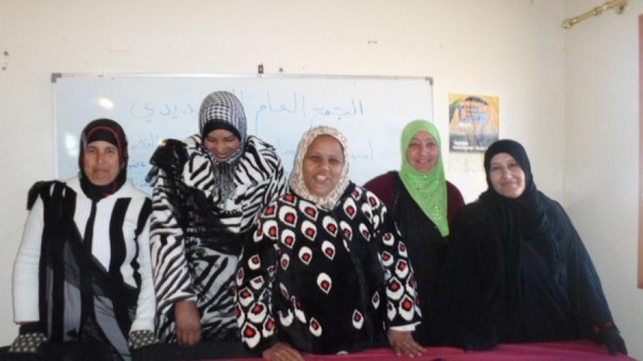 جمعية نساء دادس للتنمية و التضامن تعقد جمعها التجديدي