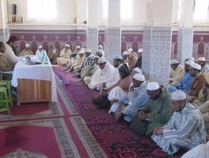 لقاء تكويني لفائدة ائمة وخطباء  المساجد بالنيف