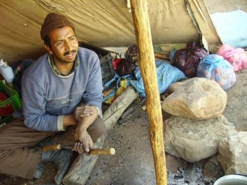 «تامزيلت»حرفة تقليدية تصارع الانقراض في إغيل نومكون