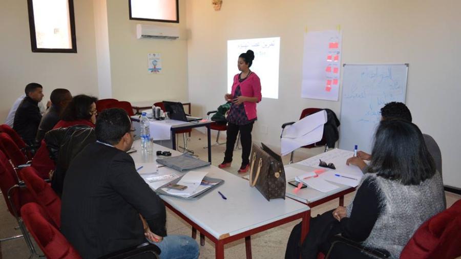 حوالي 60 مشارك و مشاركة يستفيدون من ورشات تدريبية حول اللإعلام والصحافة بورزازات