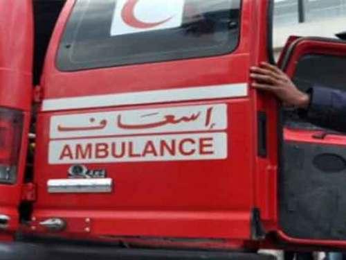 حادثة سير تنهي حياة طفل على الطريق الجهوية رقم 704 الرابطة بين امسمرير و بومالن دادس