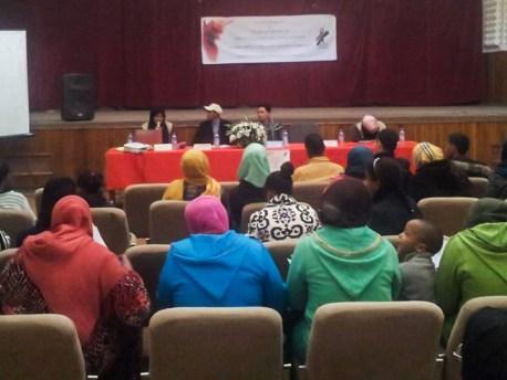 ورزازات: لقاء تواصلي تحسيسي حول دور الجمعيات النسائية في التوعية والتحسيس بمخاطر السيدا والتعفنات المنقولة جنسيا