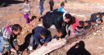 التعاون المدرسي مجال لغرس القيم الانسانية السامية من قلب جبل صاغرو: اساتذة وتلاميذ عزل يصنعون الامل