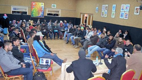 فيديو: حوار أمازيغي – يساري بتنغير