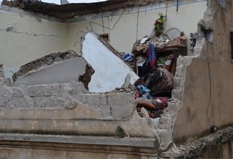 انهيار جدار يقتل ستينيا داخل منزله بـ»دوار واكليم»