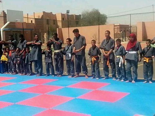 سوق الخميس دادس : من أجل طفولة مغرب الغذ