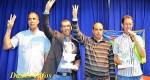 تنغير: تكريم موحا ملال وعمر الدرويش خلال مهرجان خلذ ذكرى «إيديا» شعرا