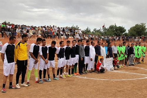 دوري رمضان بامزيلن اشراحيل يسدل الستار بفوز  فريق «ايت افلا»