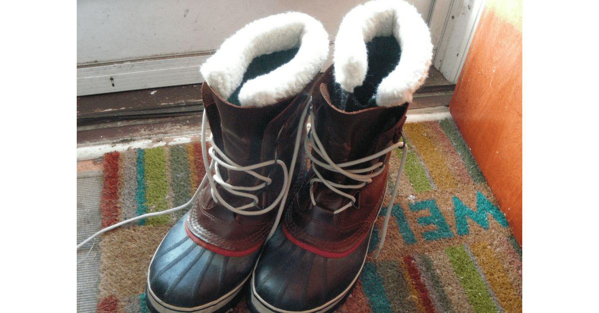 Image of a pair of Sorel Boots