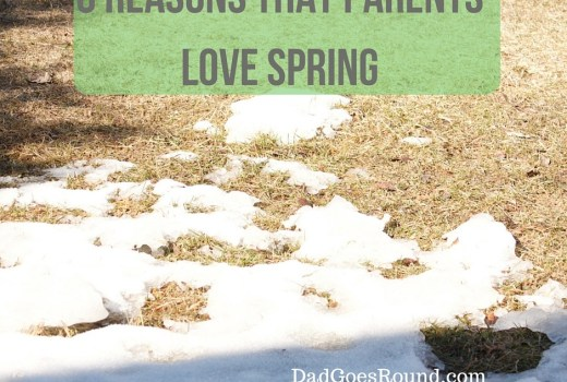 Six Reasons Parents Love Spring