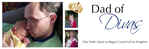 Dad of Divas Header Image