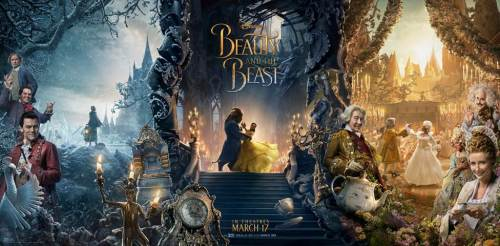 """The new trailer for Disney's live-action adaptation of BEAUTY AND THE BEAST debuted tonight on ABC's broadcast of """"The Bachelor"""" featuring new footage and Ariana Grande and John Legend's duet of the iconic song Beauty and the Beast."""