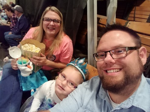 Brian Scott is the 744th Dad being spotlighted in the Dads in the Limelight series on the Dad of Divas blog!