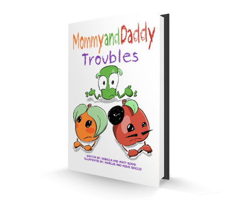 mommy and daddy troubles book