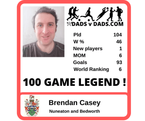 Play Football Dads Legend