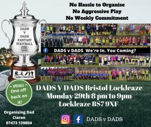 Play Football Bristol Lockleaze 1 off special