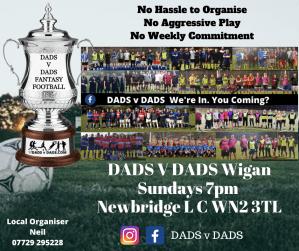 Play Football Wigan Sundays 7pm