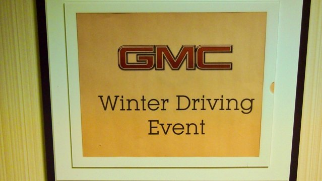 GMC Winter Driving Event 2011_6