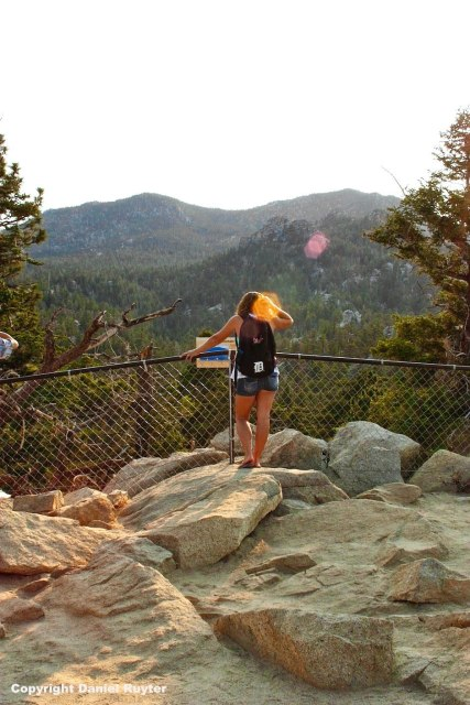 Palm Springs Aerial Tram Review - Say Hi to the Wife