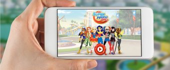 Super Heroes: Not Just For Boys! #AD