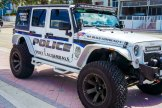 Ft. Lauderdale Beach Police Jeep - Hilton Ft Lauderdale Beach Resort