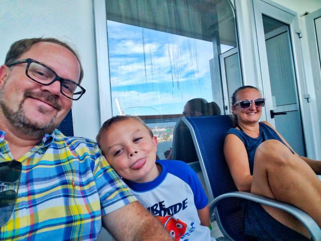 Carnival Liberty September 2017 - The Fam and I