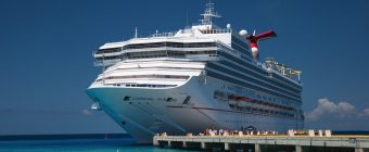 Carnival Sunshine at Grand Turk - Turks and Caicos - Spring 2018