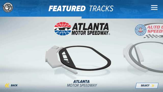 Learn More About the Tracks in NASCAR Acceleration Nation App