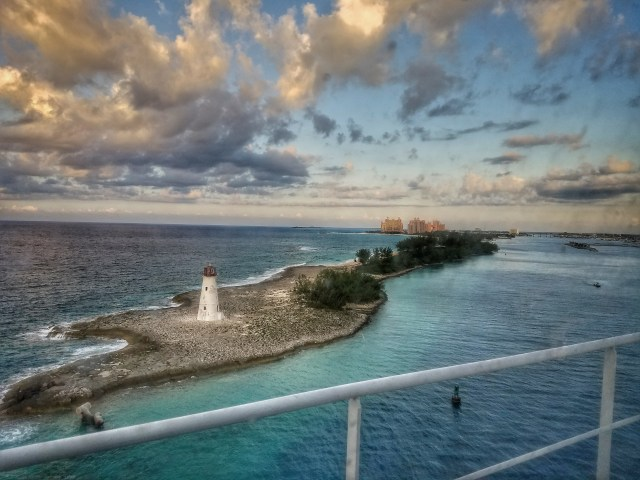 Carnival Liberty - Leaving Nassau Bahamas