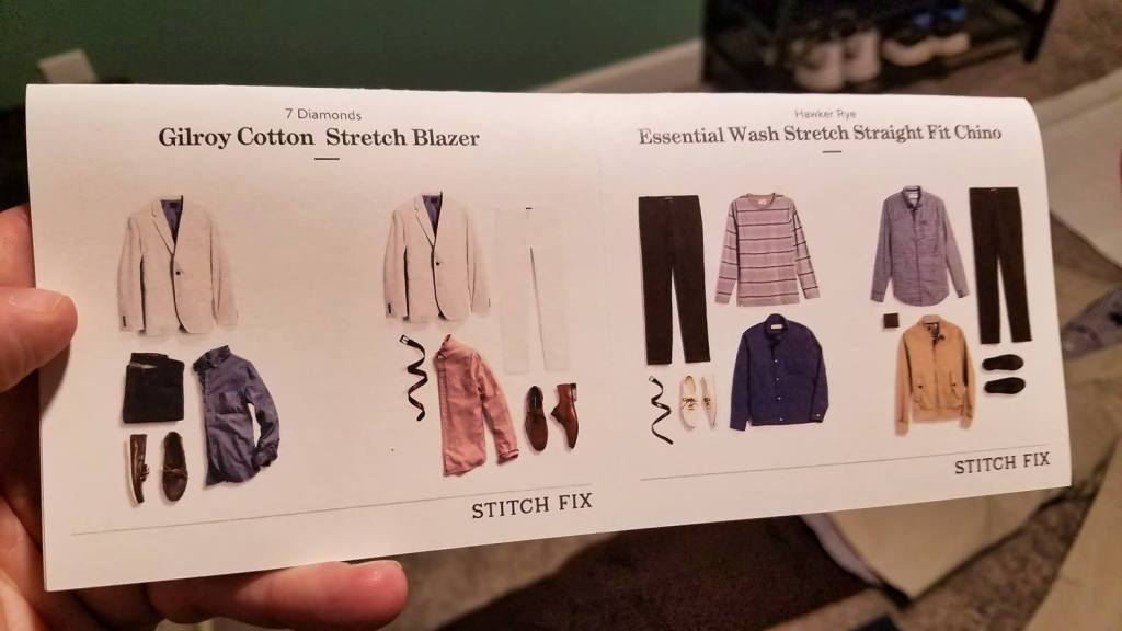 Stitch Fix Review for Men – A Professional Dad's Thoughts On This Subscription Service