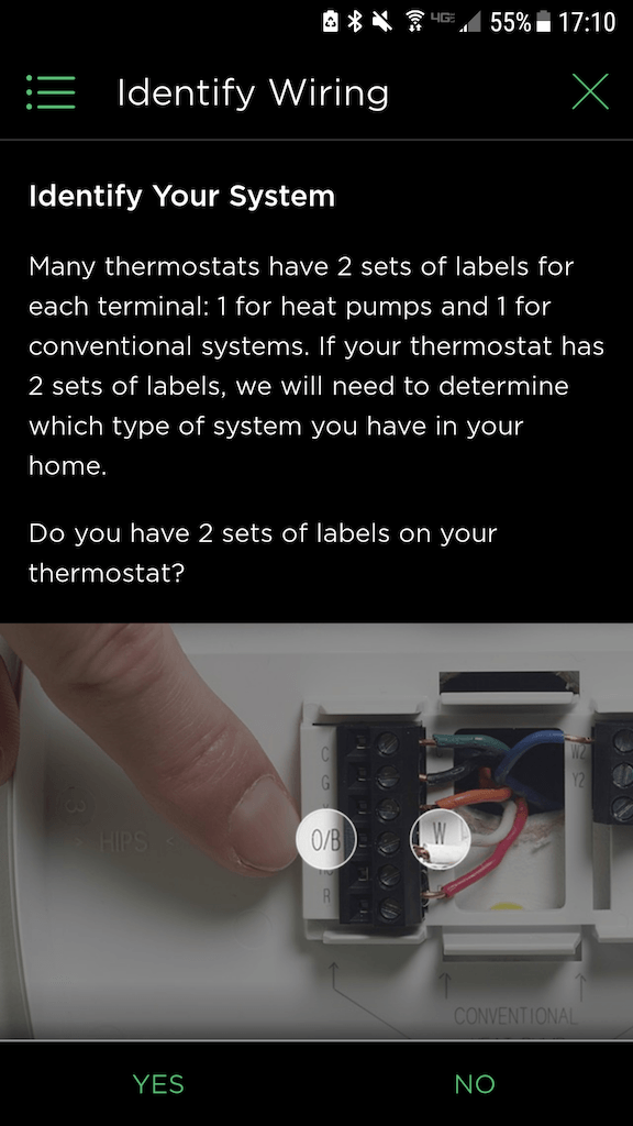 Ecobee4 Review Install An Alexa Enabled Smart Wi Fi Thermostat