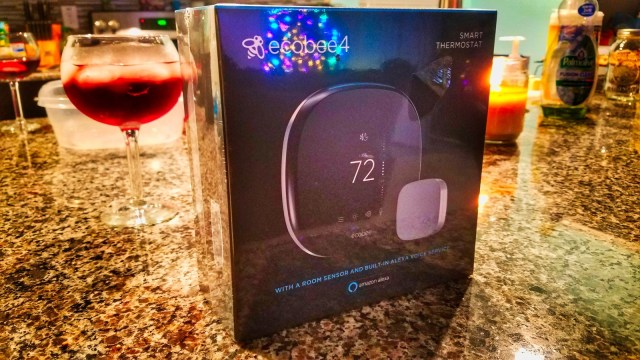 Ecobee4 New in Package - WiFi Alexa Thermostat - Ecobee4 Review