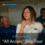 Royal Caribbean All Access Ship Tour