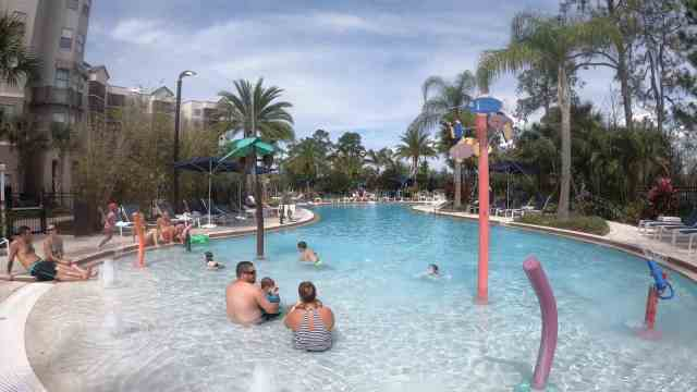 The Grove Resort Orlando - Pools and Hot Tub - Beach Entry Kids Area