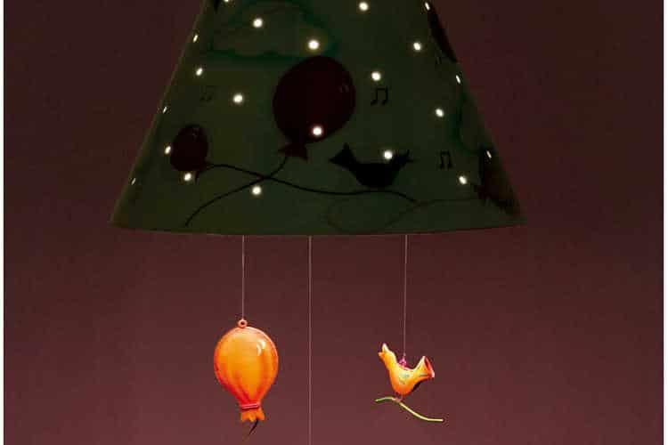 Lampki nocne wiszące L'Oiseau Bateau