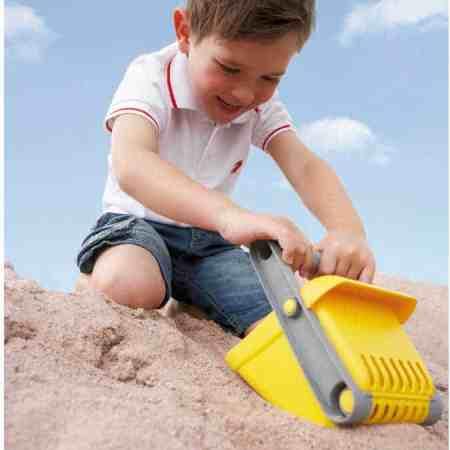 zabawa na plaży dla chłopców