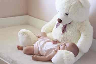 Dlaczego pluszaki są ważne dla niemowląt?