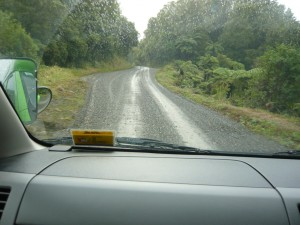 Road to Taranaki