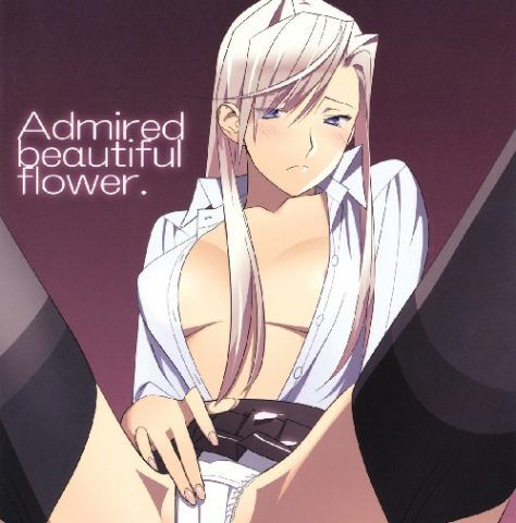 Admired beautiful flower - Manga - PDF - Mega - Mediafire
