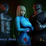 Samus Aran VS B.L.D (BIG LIZARD DICK) – Sin Censura – Mega – Mediafire
