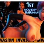 Smerinka Invasion – 3D – Sin Censura – Mega – Mediafire