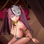 MMD Dance Kokoro-chan's I-shaped balance challenge – 3D – Sin Censura – Mega – Mediafire