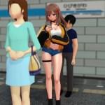 MMD Flim 13 Thigh Slip – 3D – Mega – Mediafire