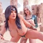 Girl vs Goddess – 3D – Sin Censura – Mega – Mediafire