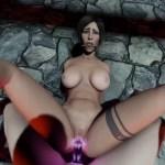 Lara's Capture – 3D – Sin Censura – Mega – Mediafire