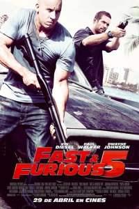 Rápido y furioso 5 – Latino HD 1080p – Online – Mega – Mediafire