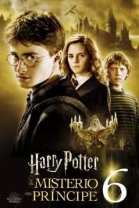 Harry Potter y el misterio del príncipe – Latino HD 1080p – Mega – Mediafire