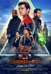 Spider-Man: Lejos de casa – Latino HD 1080p – Online – Mega – Mediafire