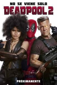 Deadpool 2 – Latino HD 1080p – Online – Mega – Mediafire