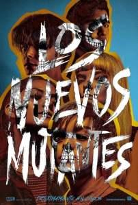 Los Nuevos Mutantes – Latino HD 1080p – Online – Mega – Mediafire